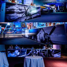 Custom bars to complete our retro aviation theme Aviation Theme, Business Events, Event Design, Lab, Retro, Creative, Travel, Viajes, Labs