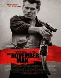 Hedefteki Adam - The November Man (2014) - ARPASUYU   Film izle  