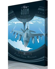 Share Squadron Posters for a 10% off coupon! KC-10 and KC-135 Boom Operators #http://www.pinterest.com/squadronposters/