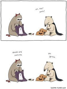 By Liz Climo. Happy (almost) Halloween!