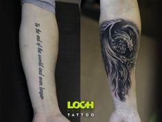 Zapraszam do zapisów tel. 508 273 224 lub e-mail.studio@loc... #tatuaż #lochstudiotatuażu #studio_tatuażu_warszawa #mokotów #loch_tattoo #salon_tatuażu #tatuażartystyczny #przedramię #cover #piekałkiewicza4 #studiotatu #feniks #tatuażnaprzedramieniu #tatuażlegia #przedramie #lochtattoo #@Loch Studio Tattoo Tatuaże