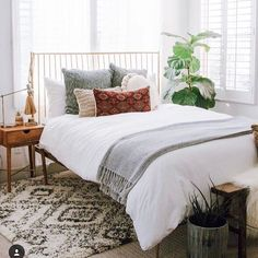 A #bohemian #bedroom #dream! Super mooi @anitayokota #slaapkamer #interieur #woontips #interior #droomslaapkamer #interieurinspiratie #interieurstyling