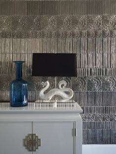Exquisite wall panelling