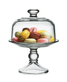 The Cellar Cake Stand, Selene with Mini Dome - Serveware - Dining & Entertaining - Macys