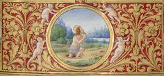 Breviarium Strigoniense. Date d'édition : 1523-1524