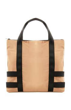 Gold Shopper Bag