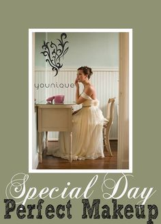 Why use anything less than the best on your special day?!? Younique products are 100% naturally based and will be the perfect addition to any bride! Want samples or to make an order? Contact me.