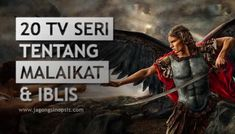 20 TV Series Tentang Malaikat & Iblis