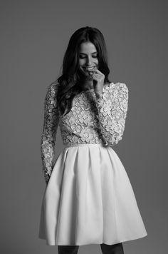 Clover | Rime Arodaky | Creatrice de Robe de Mariée
