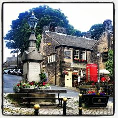 Dobcross by Ray Folkard Yorkshire England, Places Of Interest, Derbyshire, History Facts, Northern Ireland, Great Britain, North West, Old Photos, Childhood Memories
