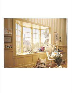 Andersen 400 Series Casement Bay Window