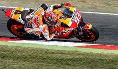 MotoGP   Misano: vince Marquez, Lorenzo ko, Rossi allunga