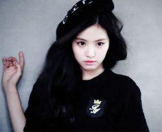 #Naeun #visual #APINK #photoshoot #gif #smile #cute