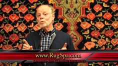 The RugSpa with Chad Mitchell  #RugSpa #RugCleaning #RugCleansing #OrientalRugs #PersianRugs #IndianRugs #Rugs #HowTo #Video #Youtube