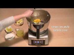 recette Lemon Curd - Recette facile et rapide au Cook Expert Magimix - YouTube Quick Recipes, Cooking Recipes, Healthy Recipes, Healthy Food, Lemond Curd, Lemon Curd Recipe, Espresso Machine, Macarons, Coffee Maker