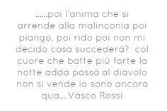 """Il rocker """"maudit"""" della canzone italiana........."""