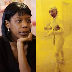 "#PointsOfView| Marcy Borders: Remembering ""The Dust Lady"" 9/11 Survivor"