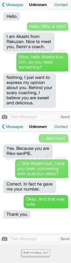 Izuki was bewildered when suddenly Riko tripled his training menu.