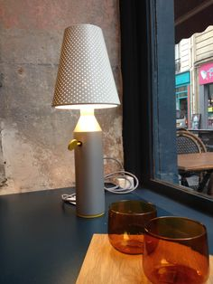 Vulcain lap by Pool @ Kann design Table Lamp, Lighting, Design, Home Decor, Table Lamps, Decoration Home, Room Decor, Lights