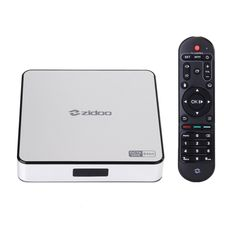 [$85.90] ZIDOO X6 PRO 4K UHD Smart TV BOX with Remote Controller, Android 5.1…