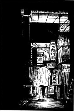 Yoshihiro Tatsumi. The Push Man and Other Stories, 1969.