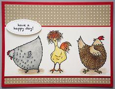 Heart's Delight Cards: Winner, Winner, Chicken Dinner! (And Sneak Peek)