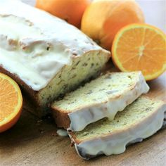 Orange-Pecan Loaf Cake. Oranges and pecans come together in this moist, tender orange-pecan loaf cake. It's fresh flavor is perfect for brunch, a snack, or dessert.