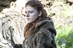 "The best hair looks from ""Game of Thrones"" season 4: Minus the dirt, Ygritte's hairstyle is cool enough for an evening out"