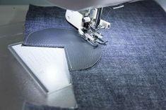 Tuto technique : coudre des coins de sacs pour renforcer un ouvrage - Les tutos couture de Dodynette