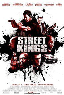 Sokağın Kralları – Street Kings 2008 Türkçe Dublaj izle