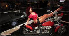 Ride Sally Ride - Roadtrip 5 Location: Vixen's Creative Studios Photographer & Model: Michaela Vixen Set Design & Creation: Michaela Vixen Vixen's Log - More Info & Credits Here Photographic Studio, Creative Studio, Vixen, Second Life, Set Design, Fashion Pictures, Sally, Studios, Road Trip