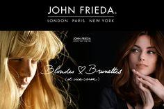 Concours: John Frieda chouchoute les Blondes et les Brunettes! Une masterclass beauté pour toi et ta BBF à remporter! ☺  http://www.needsandmoods.com/john-frieda-masterclass-beaute/  #JohnFrieda #CutByFred #Grazia #Blonde #Blondes #Brunette #Brunettes #beauté #blog #blogger #concours #giveaway #Bonplan @johnfriedafra @graziafrance @cutbyfred