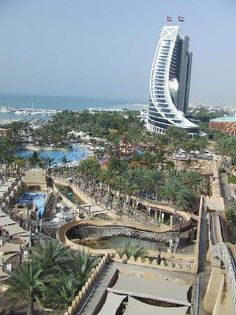 Wild Wadi Water Park is my favorite water park and i'm going back!!!