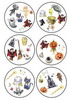 Halloween Spot It/Dobble by Esti's Cool School Theme Halloween, Halloween Cards, Preschool Classroom, Preschool Activities, Double Halloween, Thanksgiving Activities, Too Cool For School, School Holidays, Craft Party