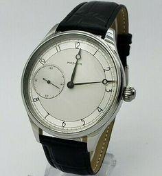 Watch Marriage 3602 Silver dial Dress Men's Wristwatch Vintage Style USSR | eBay Glycine Combat, Vintage Style, Vintage Fashion, Men Dress, Marriage, Watches, Silver, Ebay, Accessories
