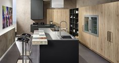 Finding and experiencing your own style is fun. Fabulous German kitchen design from IPS-Pronorm in Richmond. See the full range at http://ips-pronorm.co.uk/kitchens/