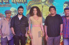 Celebs - GupShup: Kangana Ranaut, Vir Das Promote 'Revolver Rani' In...