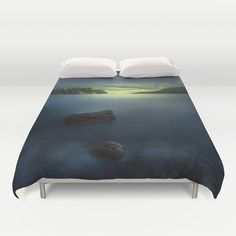 Asteroids Duvet Cover , by Happy Melvin -   Available as T-Shirts & Hoodies, Stickers, iPhone Cases, Samsung Galaxy Cases, Posters, Home Decors, Tote Bags, Prints, Cards, Kids Clothes, iPad Cases, and Laptop Skins