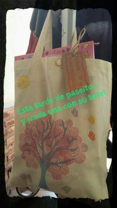 Bolsas de algodón para peques. Tote bags for Girls.  #tallarsellos #carvarsellos #estampartela #totebag #bolsaalgodon #carvestamps