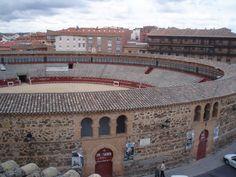 Plaza de toros de Toledo España.