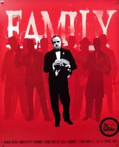 The Godfather Metal Tin Sign ~ Family ~ Approx 12 x 15 Inches by Penny Lane. $14.99. Professional quality metal / tin sign. Approx 12 x 15 Inches. 100% Satisfaction. Enameled paint is attractive and very durable. Makes a Great Gift. The Godfather Metal Tin Sign ~ Family ~ Approx 12 x 15 Inches