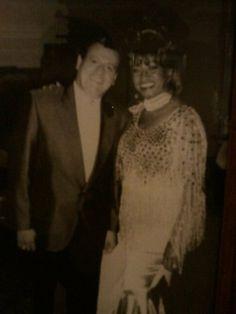 Ismael Rivera y Celia Cruz