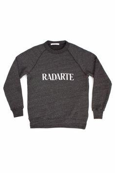 Rodarte Radarte Sweatshirt; Opening Ceremony