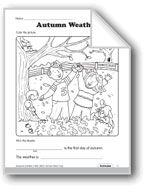 Autumn Weather and Acorns. Download it at Examville.com - The Education Marketplace. #scholastic #kidsbooks @Karen Echols #teachers #teaching #elementaryschools #teachercreated #ebooks #books #education #classrooms #commoncore #examville