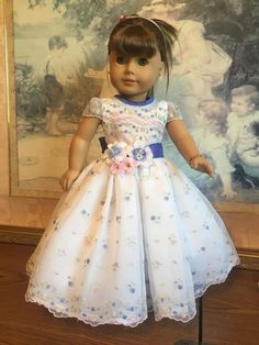 Small World Couture by SmallWorldCouture Sewing Doll Clothes, Girl Doll Clothes, Girl Dolls, Ag Dolls, Barbie Clothes, My American Girl Doll, American Doll Clothes, Cute Teen Outfits, Teenage Girl Outfits