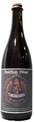 Theobroma | Dogfish Head Craft Brewed Ales    Limited Release