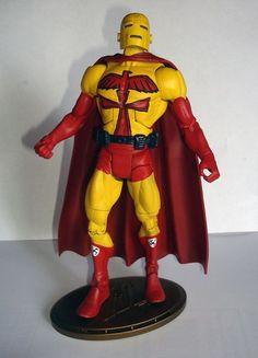 Baron Blitzkrieg (DC Universe) Custom Action Figure