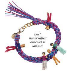 worry doll bracelet