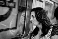 Loneliness in London (Alan Schaller).