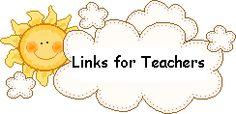 Links for teachers...